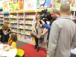 STV News was even there to document the event!