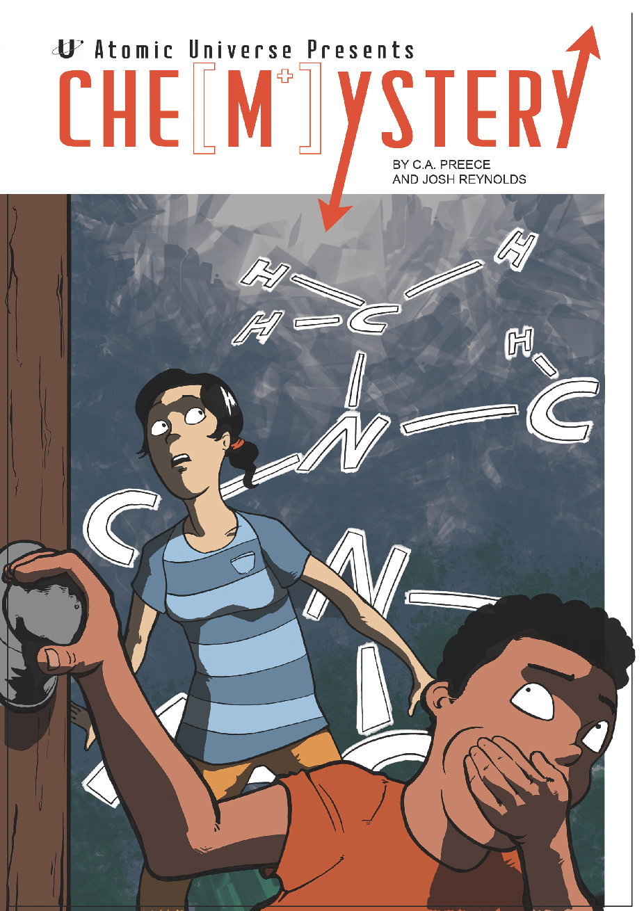 chemystery cover